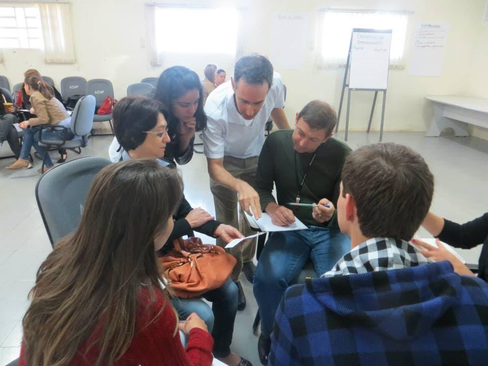 Community Development in Brazil - facilitation skills