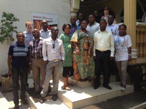 Fieldwork Begins in Eastern DR Congo - IMG 01