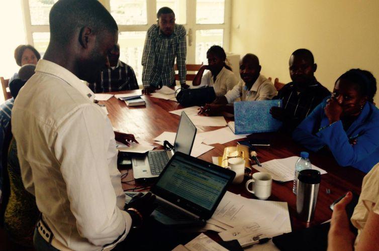 DRC IMAGINE Project