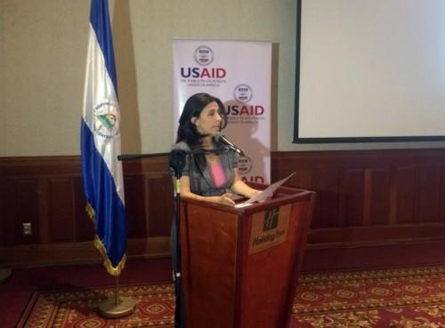 LINC Nicaragua Social Network Analysis Results - USAID Nicargua Angela Cardenas