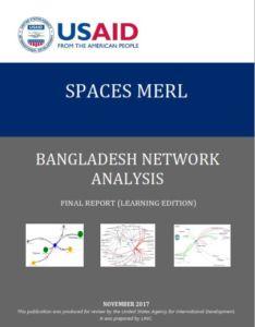 Bangladesh: Systems Thinking Meets Adaptive Management - bgreportpic