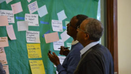 Ethiopia: Learning Alliance Baseline ONA Results Workshop