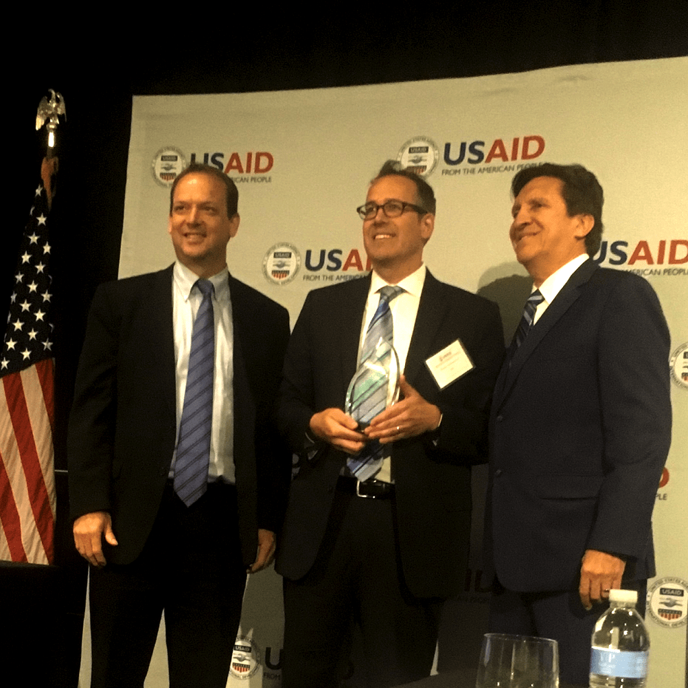 LINC Honored as USAID's Small Business of the Year - sboty1