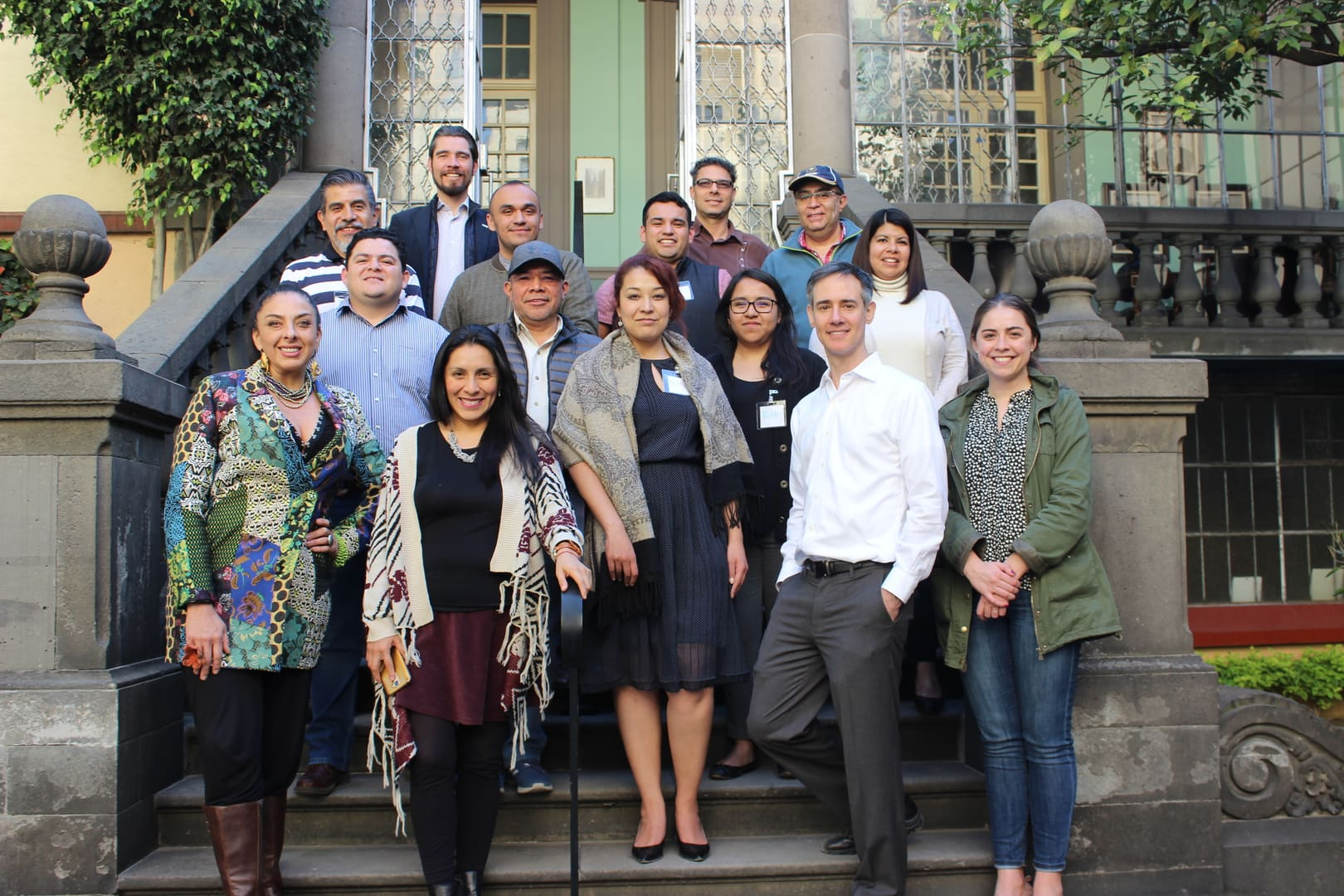 LINC Launches Multi-Stakeholder Dialogues in Four Mexican Cities - Metodología Diálogos Sistémicos 2