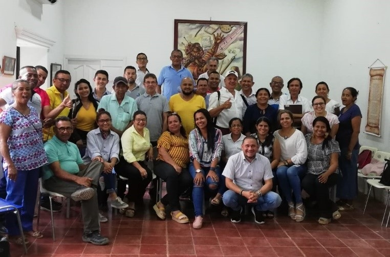 Colombia Action Learning Group Implements First Activity in Montes de Maria - picture 1