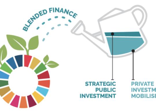 Blended Finance visualization