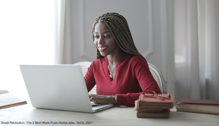 Assessing and Informing Teleworking Practices for USAID/Kenya and East Africa - Teleworking smallrevolution work home jobs people with insurance license